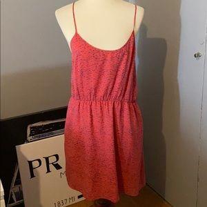 Madewell Broadway & Broome dress